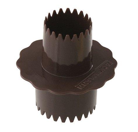 Forma p/ Rechear Cupcake