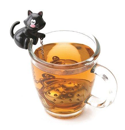 Infusor de Chá Gato