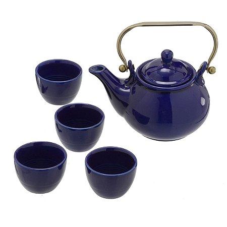 Jogo de Chá - Azul