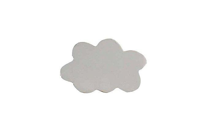 Puxador Nuvem Branco