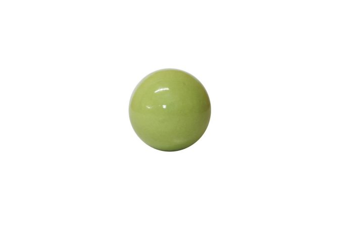Puxador p/ Porta Cerâmica Verde