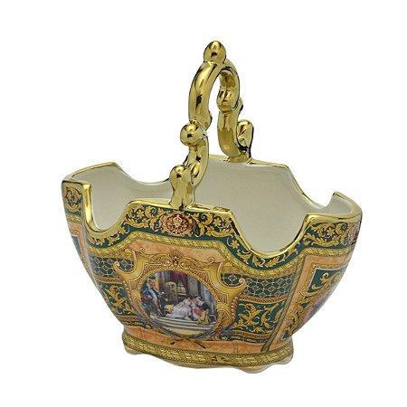 Vaso Decorativo Imperial