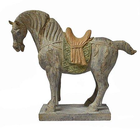 Estatueta Cavalo Han G