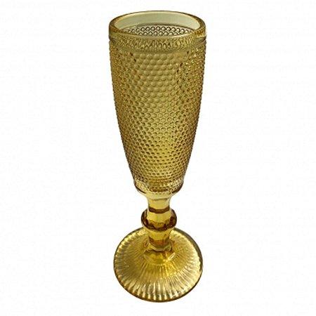 Conjunto 6 Taças p/ Champagne Âmbar 185ml BTC