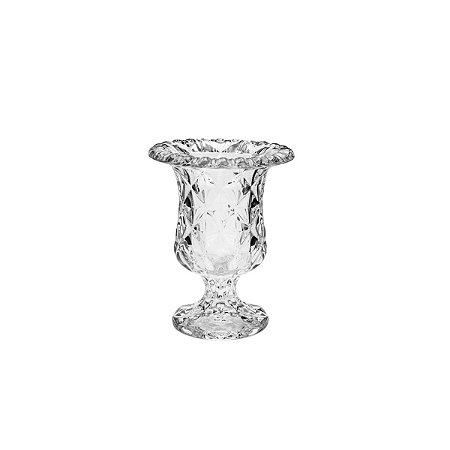 Vaso Decorativo Diamond 14,5cm Lyor