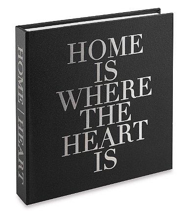 Caixa Livro Home Heart Mart