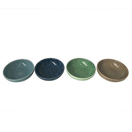Conjunto 4 Bowls Coloridos BTC