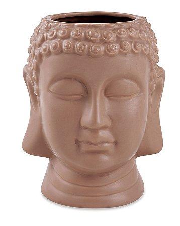 Cachepot Buda Terracota em Cerâmica Mart
