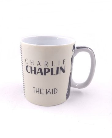 Caneca The Kid Chaplin Trevisan