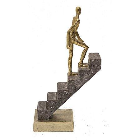 Escultura Escada City
