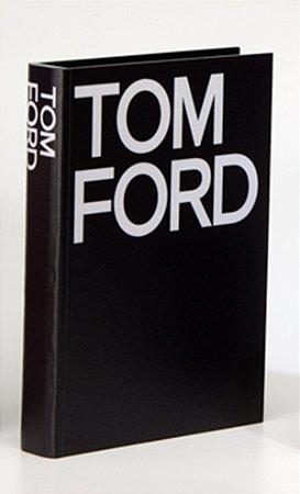 Livro Caixa Decorativo Tom M Limoeiro