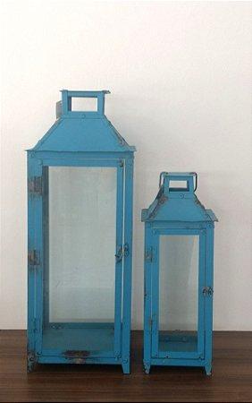 Kit Lanterna Azul