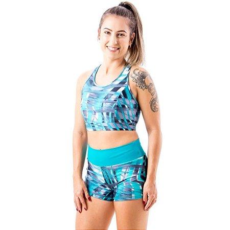 Shorts Lana Crossfit - Verde