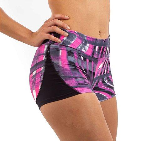 Shorts Flex Crossfit - Rosa