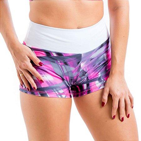 Shorts Lana Crossfit - Rosa