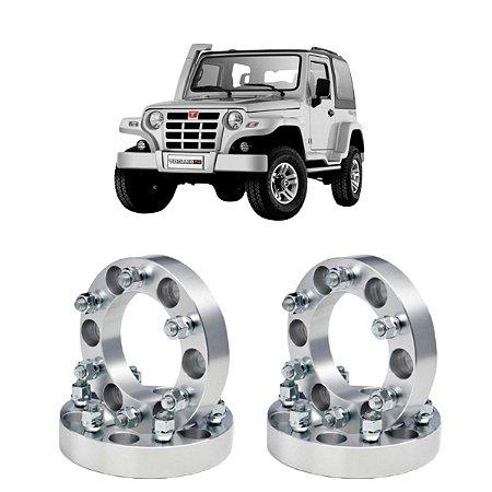 kit 4  - Alargador de Rodas Troller 5x114,3 - 38,1mm