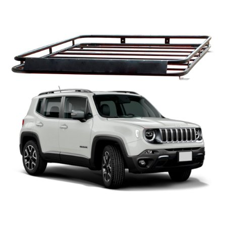 Bagageiro Expedição - Jeep Renegade