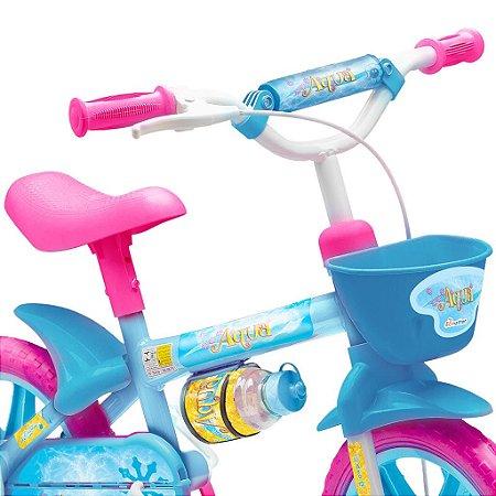 Bicicleta Aro 12 Aqua