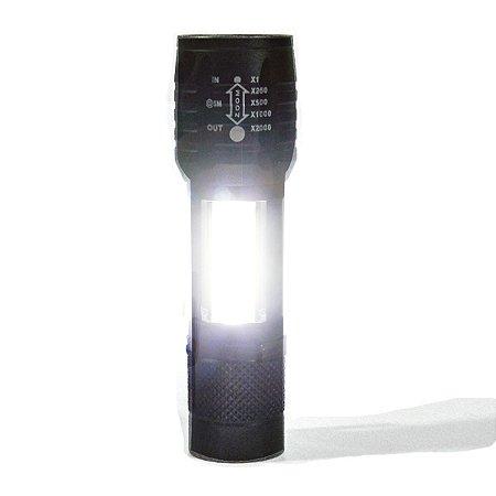 Mini lanterna com Lampião