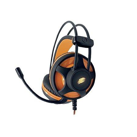 Headset Gamer Oex ARgos Hs-417 com fio PC PS4 Xbox One