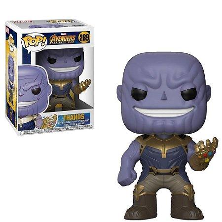 Funko Pop Marvel Infinity War Thanos 289