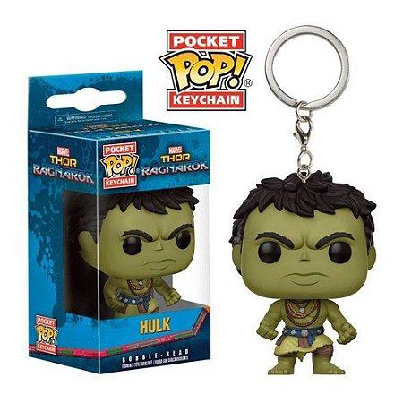 Chaveiro Funko Pop Keychain The Ragnarok Hulk Casual