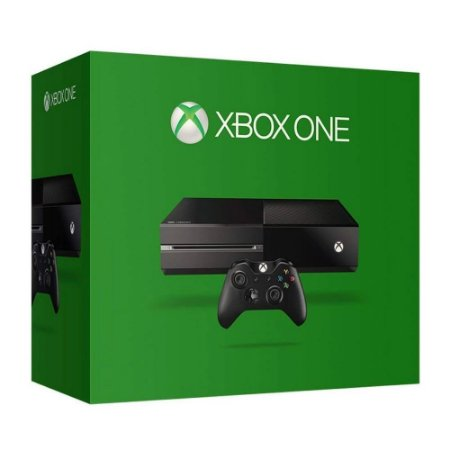 Console Xbox One Fat 500GB Kinect 2 Jogos