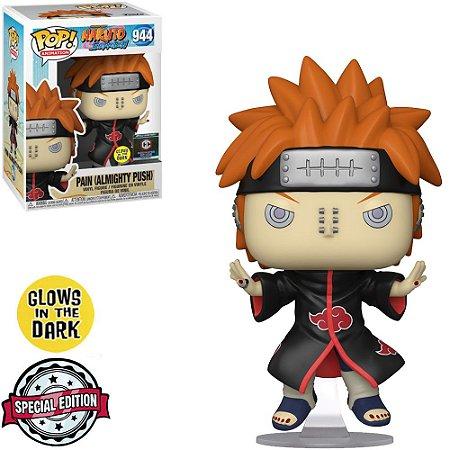 Funko Pop Naruto Shippuden Exclusive Pain Allmighty Push 944