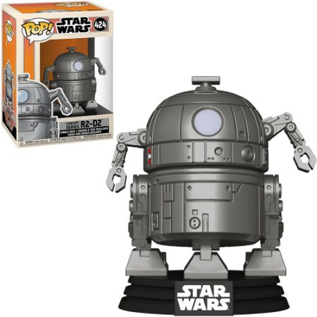 Funko Pop Star Wars Concept Series R2-D2 424