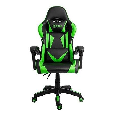 Cadeira Gamer XZone CGR-01 Premium Almofadas e Encosto Reclinável