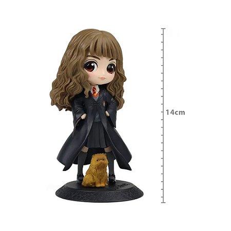 Action Figure Harry Potter Hermione Granger With Crookshanks QPosket