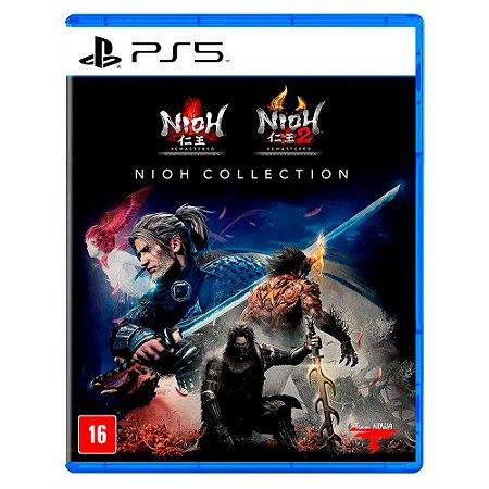 Jogo Nioh Collection - PS5