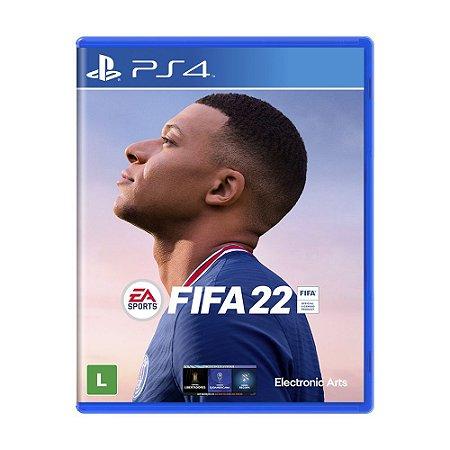 Jogo Fifa 22 - Ps4