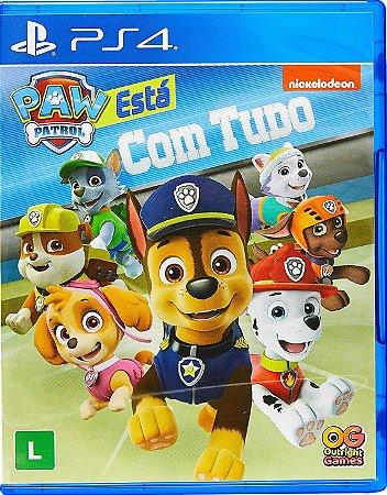 Game Patrulha Canina - PS4