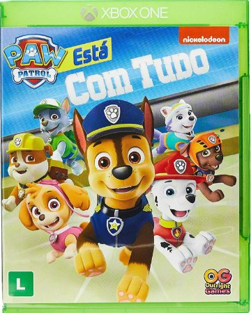 Game Patrulha Canina - Xbox One