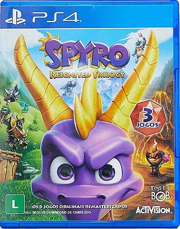 Game Spyro - PS4