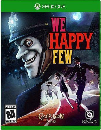 Game We Happy Few - Xbox One