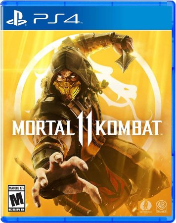 Game Mortal Kombat 11 Ed. Limitada Br - PS4