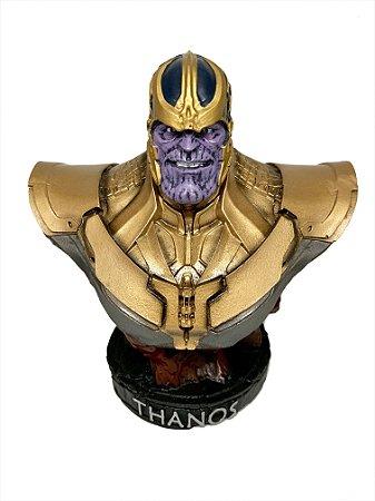 Boneco Resina Thanos