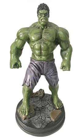 Boneco Resina Hulk