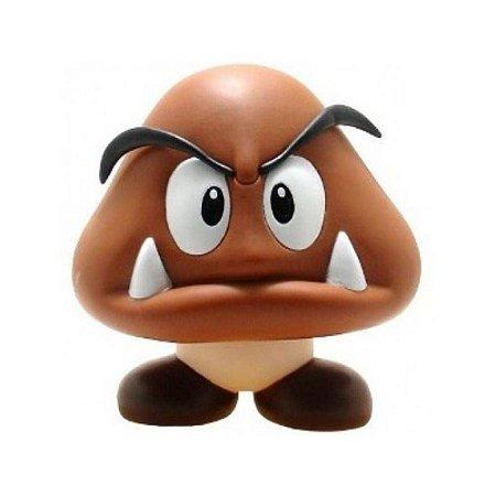 Boneco Goomba - Super Mario - Super Size Figure Collection