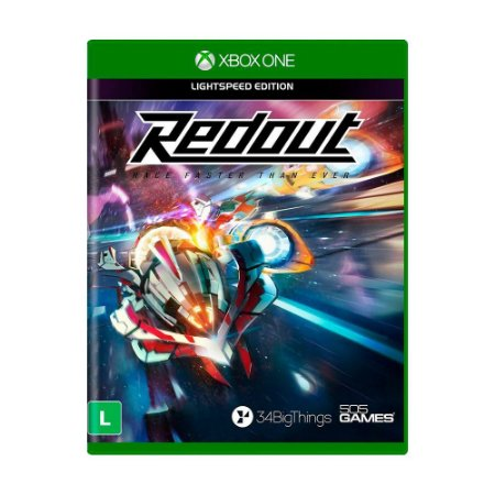 Jogo Redout: Lightspeed Edition - Xbox One