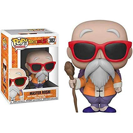 Funko Pop! Dragon Ball Z - Mestre Kame #382