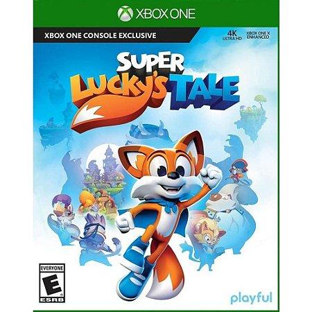 Jogo Super Luky's Tale - Xbox One