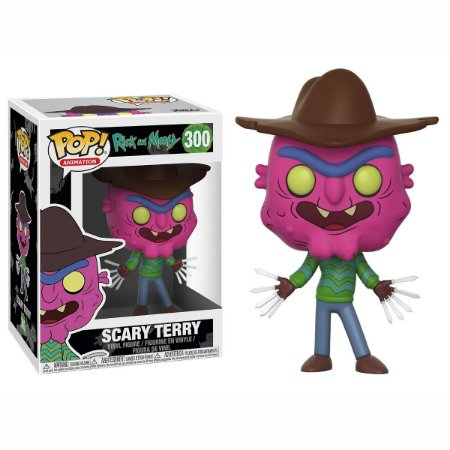Funko Pop! Rick and Morty - Scary Terry #300