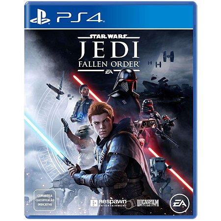Jogo Star Wars Jedi Fallen Order - PS4