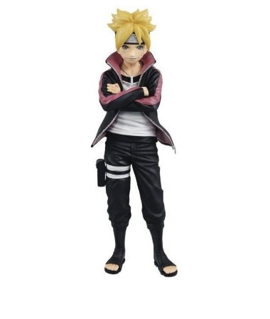Action Figure Boruto Uzumaki