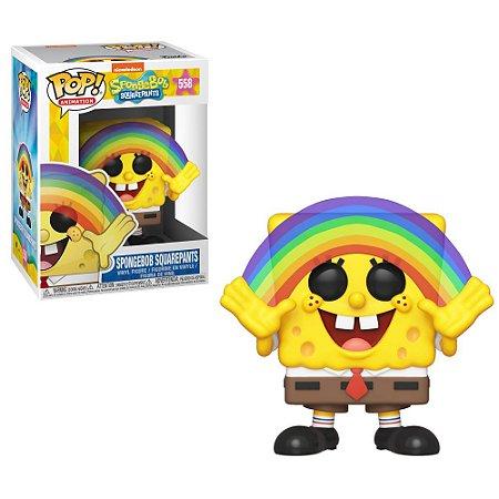 Funko Pop! Bob Esponja - Squarepants Rainbow #558