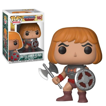 Funko Pop! Masters of  the Universe - He-Man #562