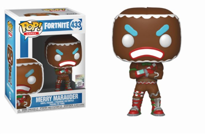 Funko Pop! Fortnite - Merry Maruder #433